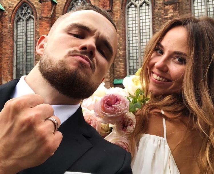 игорь войтенко с женой