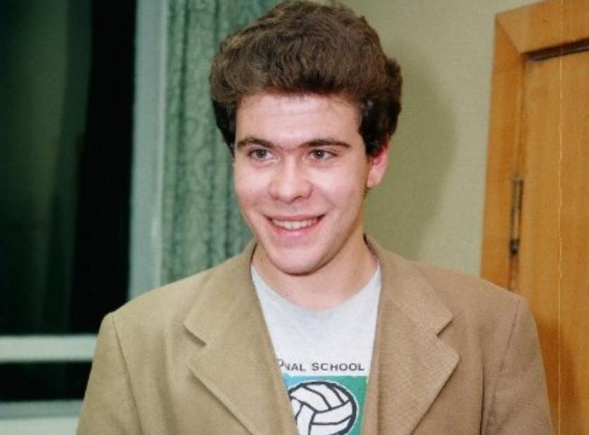 Денис Мацуев в молодости