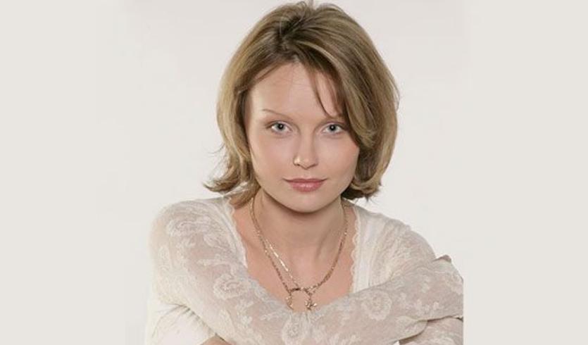 Юлия Подозерова в юности