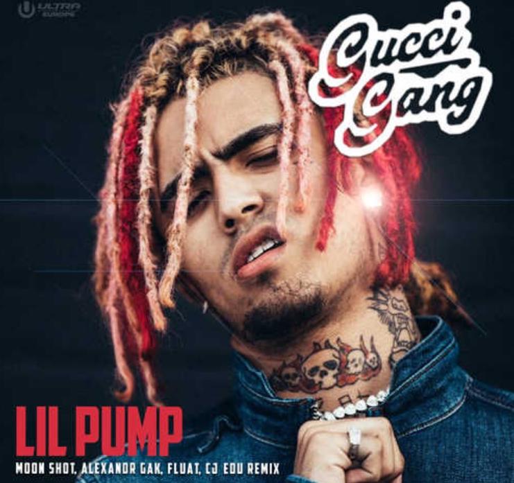 Лил Памп Gucci Gang