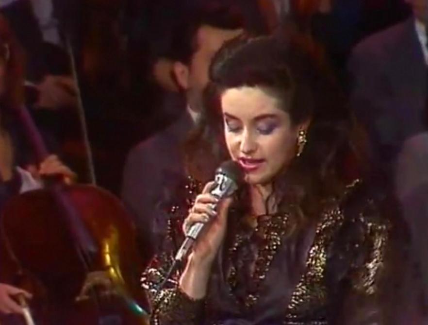 Тамара Гвердцители 1989 год