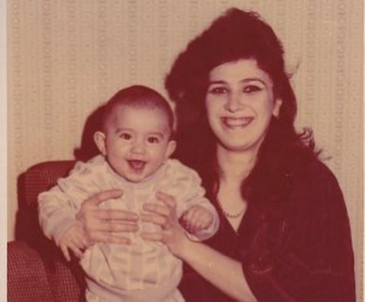 HammAli с мамой