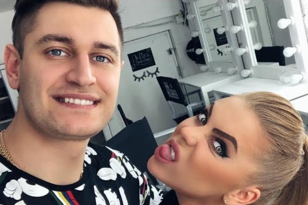 Давид Манукян и Карина Кросс