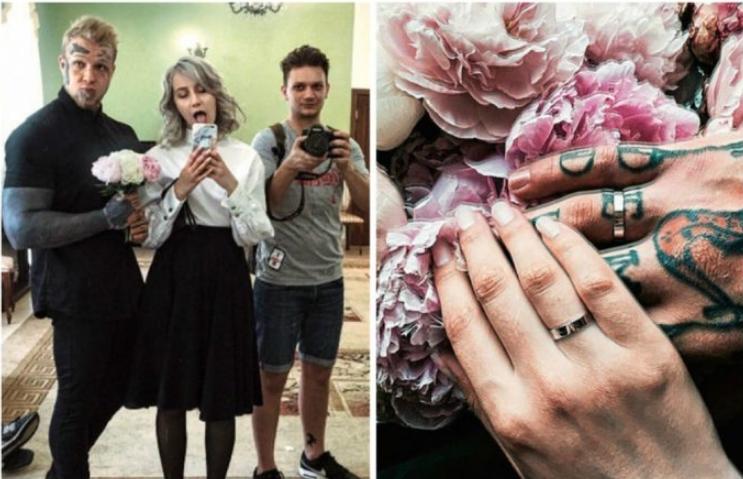 денис шальных свадьба