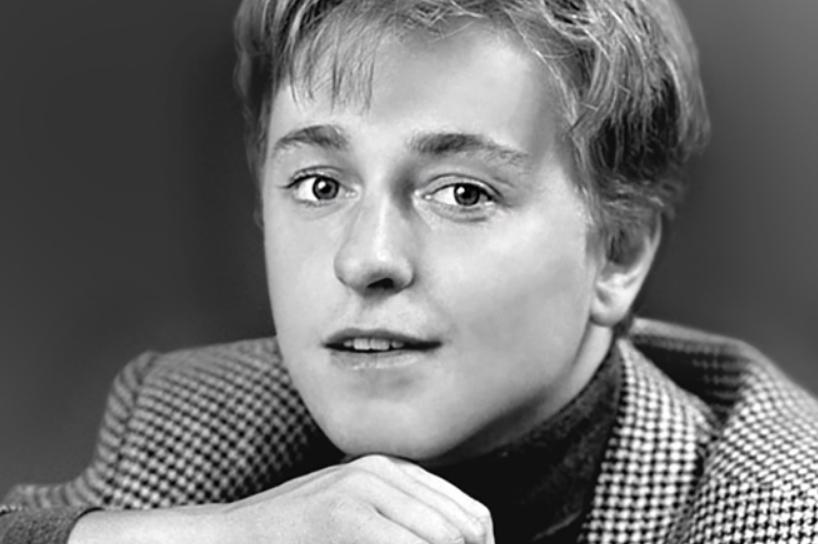 Сергей Безруков в молодости