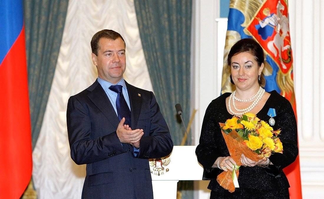 Тамара Гвердцители награды