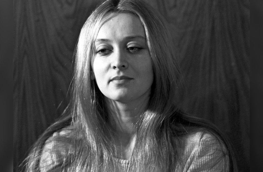 Маргарита Терехова в юности
