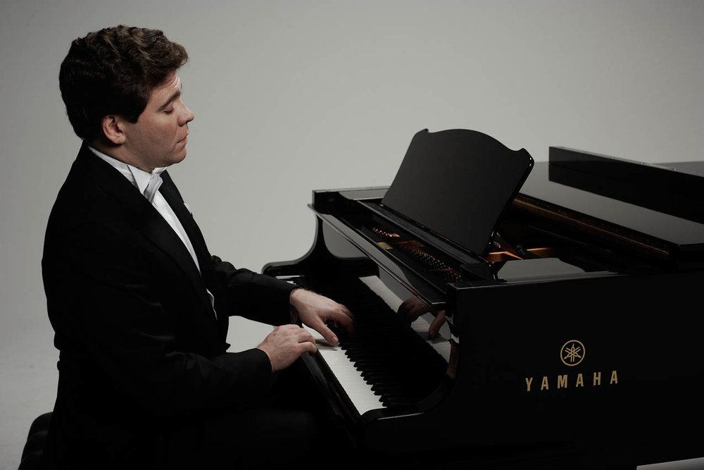 Денис Мацуев пианист