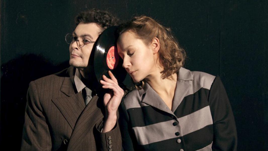 Евгения Дмитриева в театре