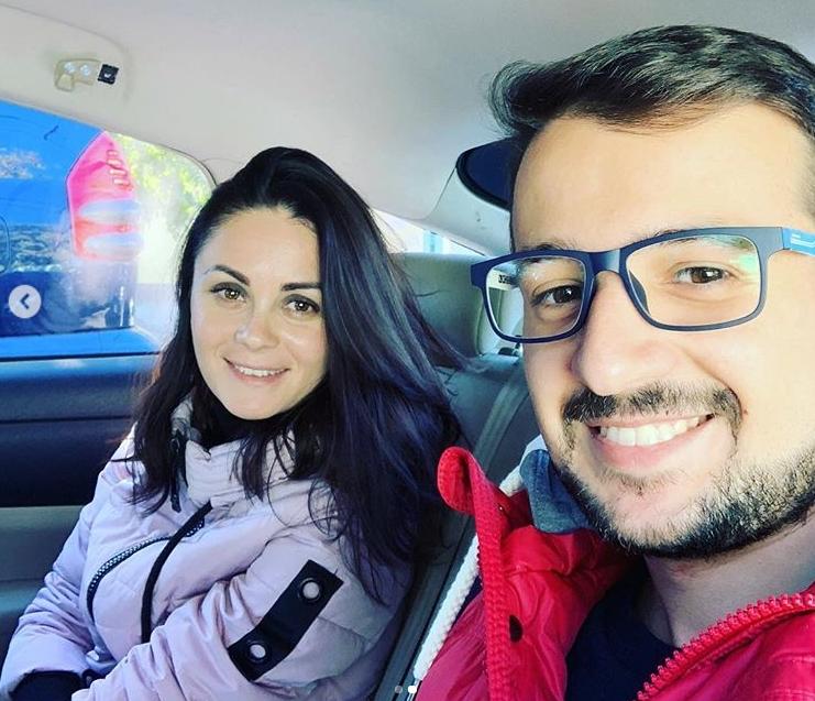 мармок с женой