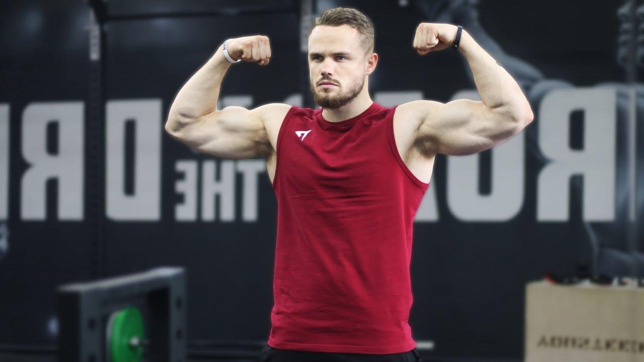 спортсмен Игорь Войтенко