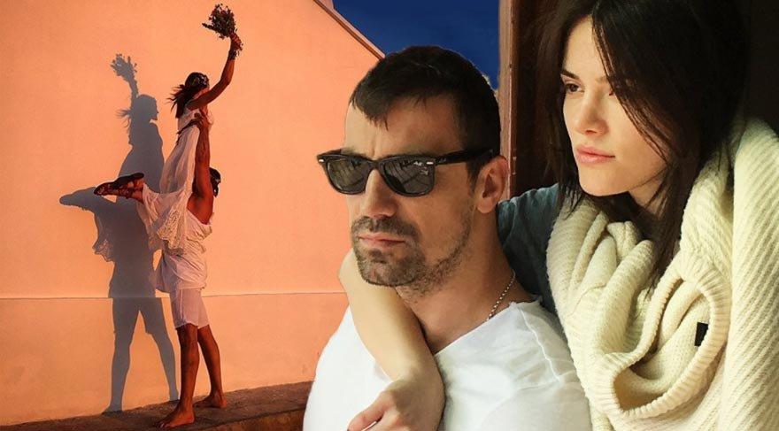 Ибрагим Челиккол с женой