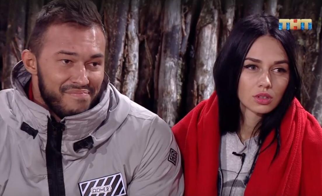 Юлия Романова и Саймон Марданшин