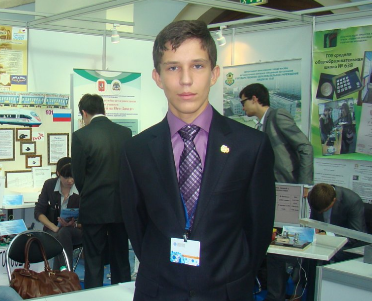 Дима Масленников школа