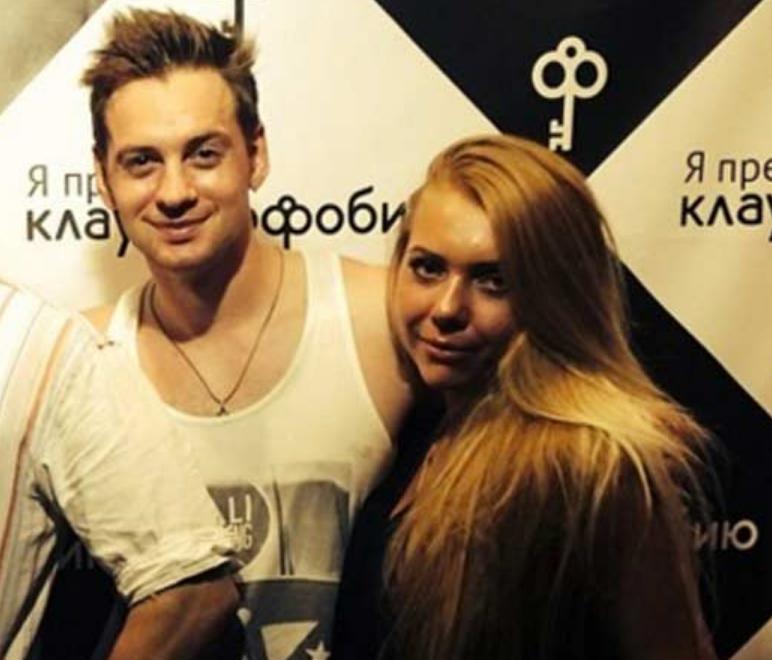 карина лазарьянц с Александром Соколовским
