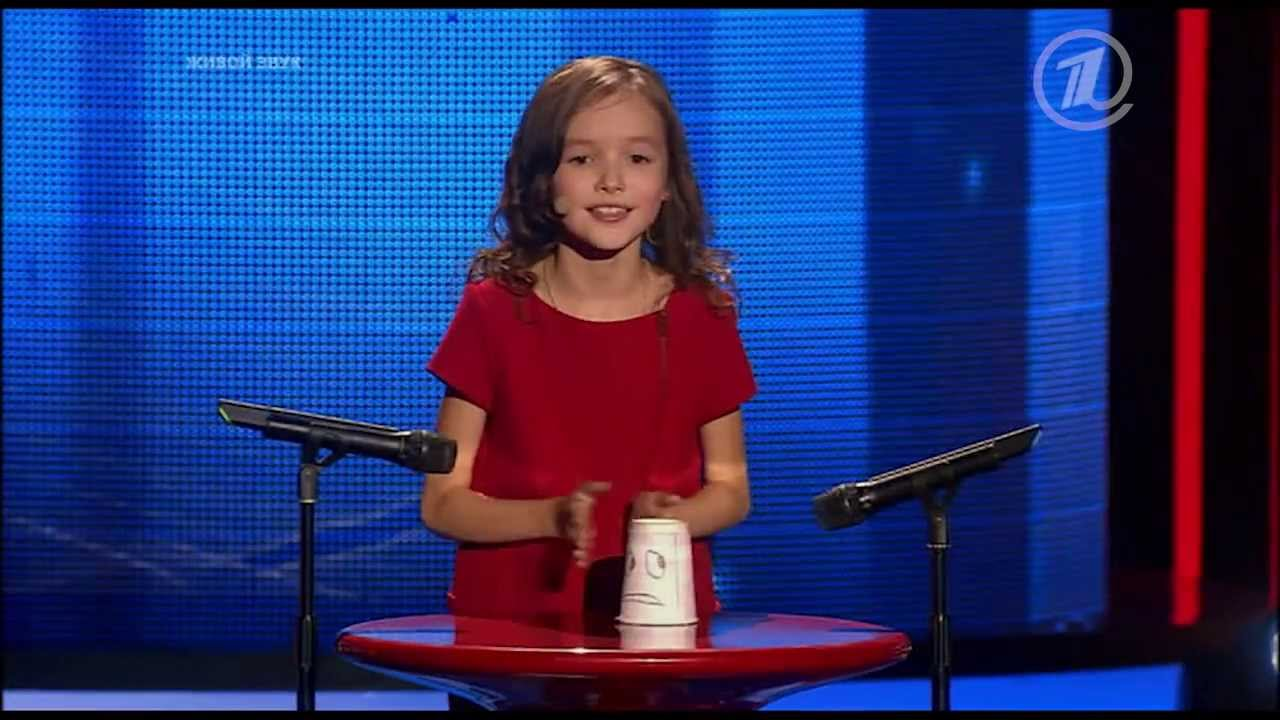 арина данилова на шоу голос