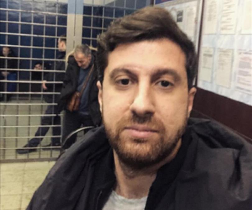 Амиран Сардаров арест