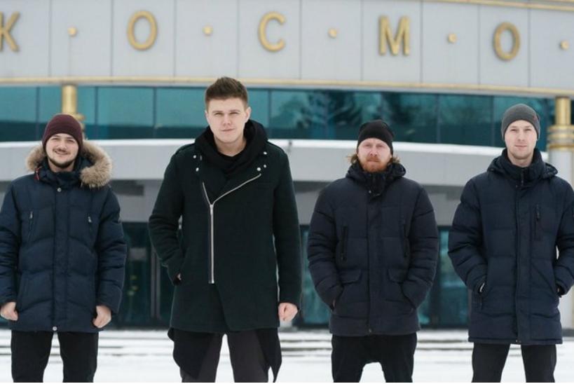 Кирилл Нечаев и группа N.E.V.A.