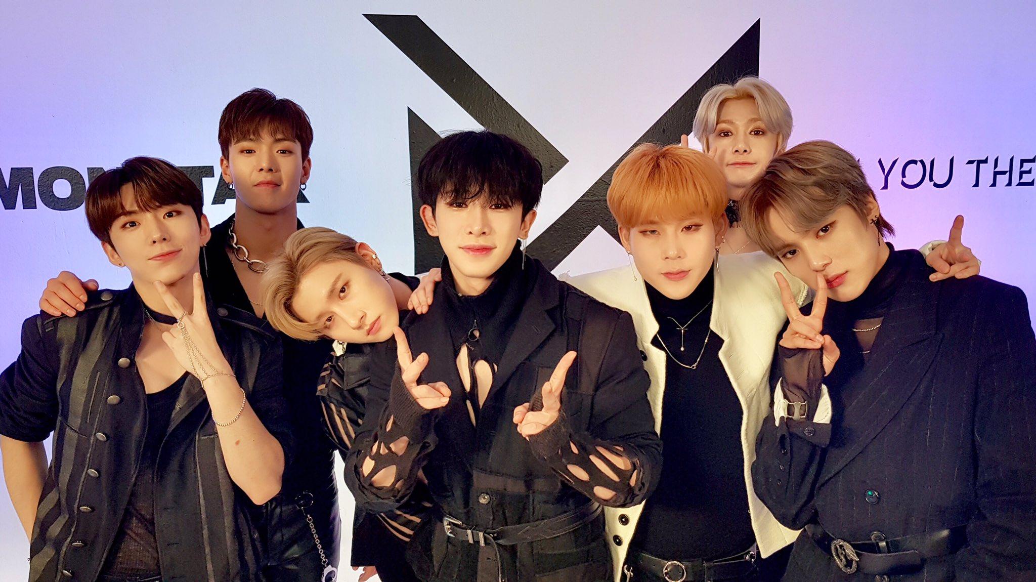 MONSTA X корейская группа