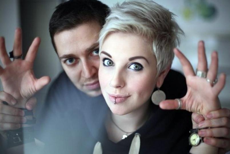Оксимирон и Соня Дукк