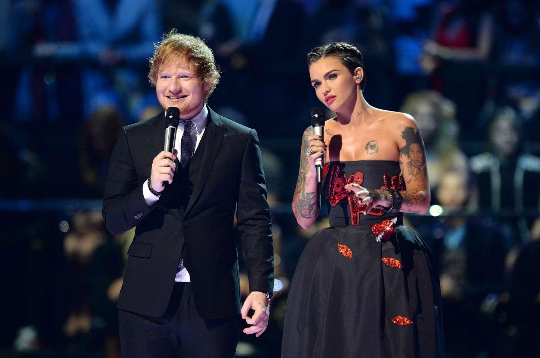 руби роуз MTV Europe Music Awards