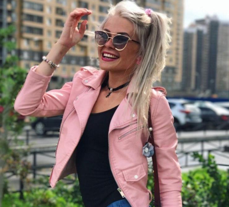 Елена Сажина студентка