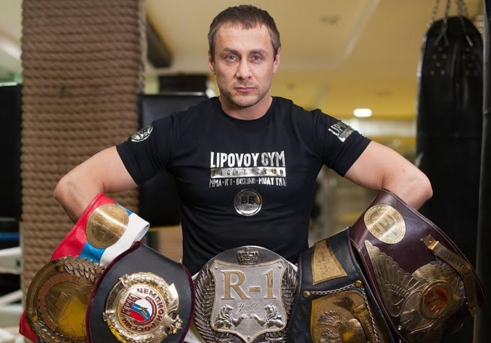 Александр Липовой чемпион