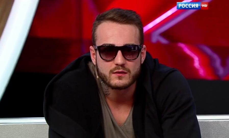 Андрей Афонин на передаче Прямой эфир