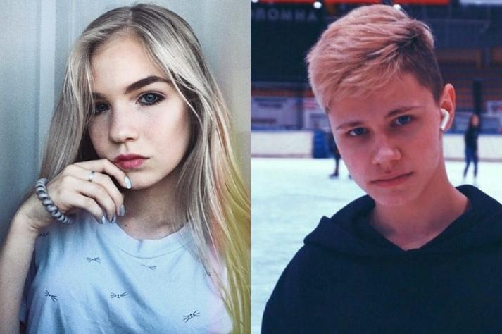 Софа Купер и Кирилл Феликс