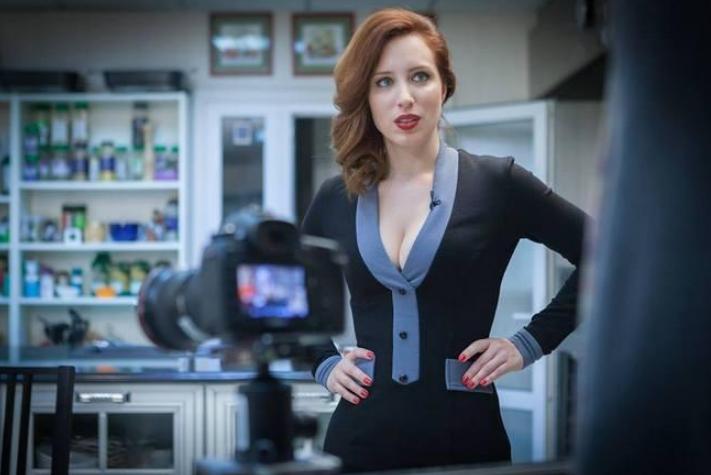 Журналист Ирина Шихман