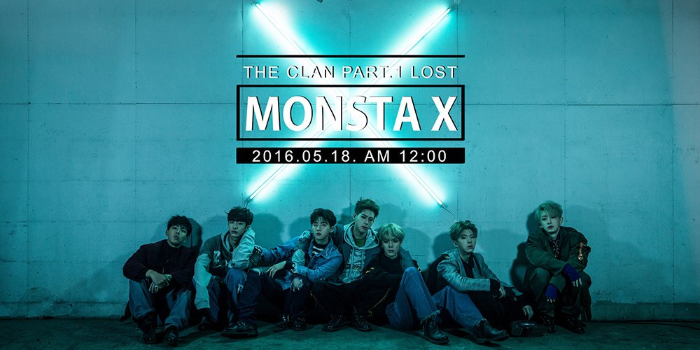 MONSTA X The Clan Part. 1 Lost
