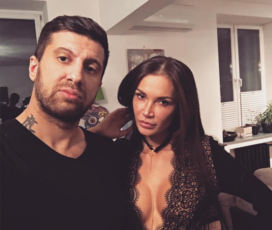 амиран сардаров с Алиной Измайловой