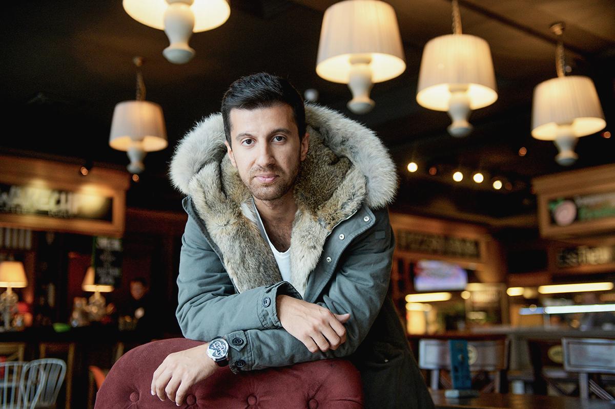 блогер Амиран Сардаров