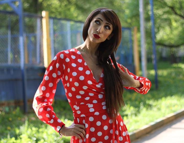 блогер лилия абрамова