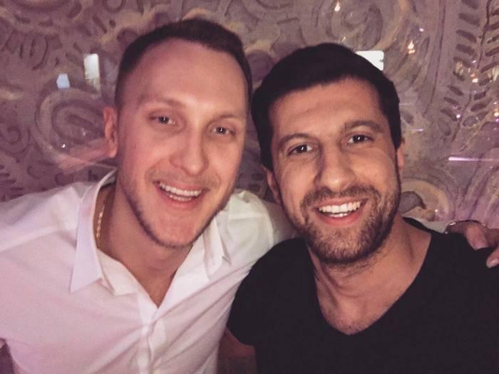 Амиран Сардаров и T-Killah