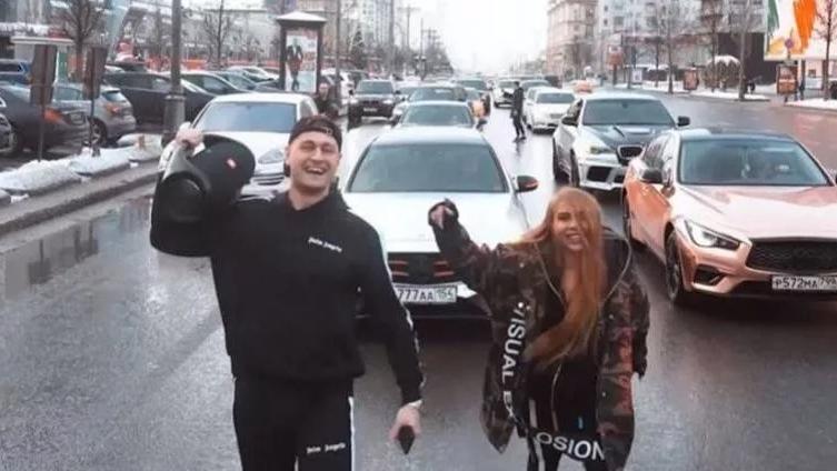 карина лазарьянц и Давид Манукян задержаны