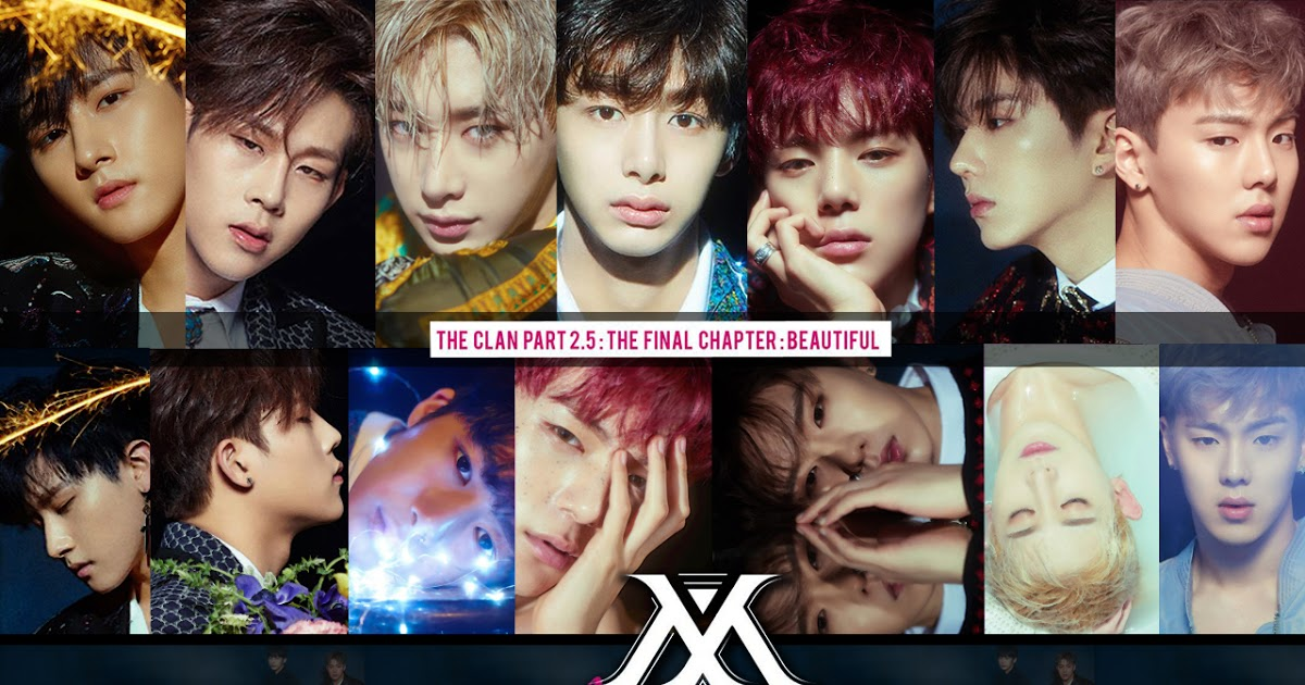 MONSTA X The Clan Pt. 2.5: The Final Chapter Beautiful