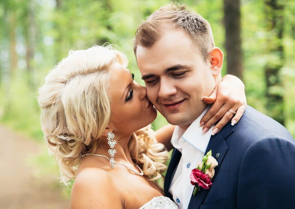 Елена Сажина свадьба