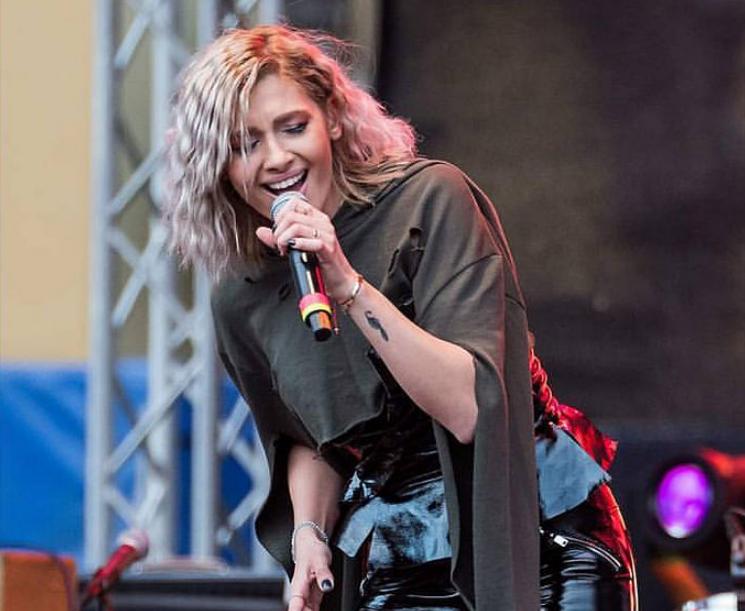 певица Alina Eremia