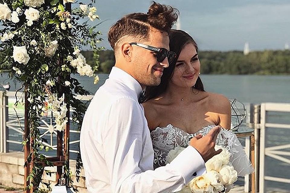 свадьба лсп