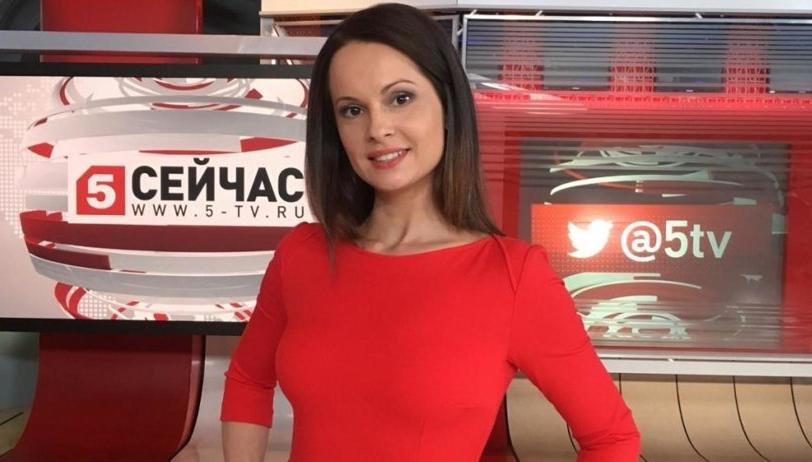 ведущая Валерия Жгилева