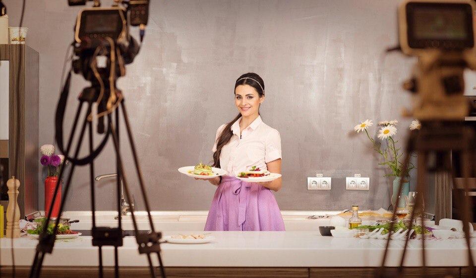 Ирина Бактыая кулинарные шоу