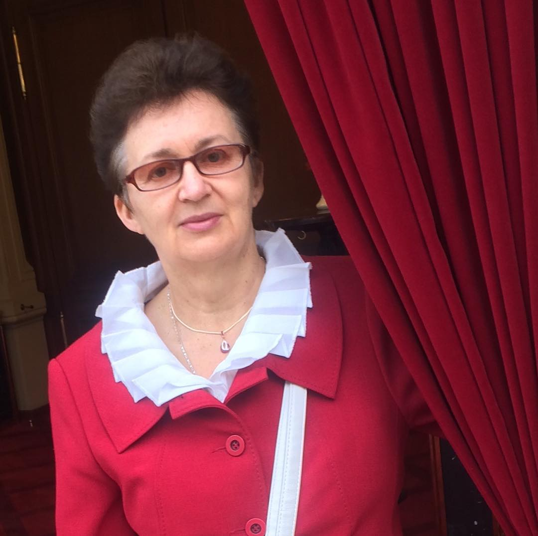 Ольга Ивановна Шишова