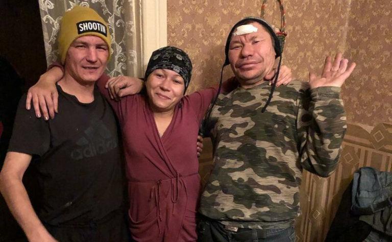 Олег Монгол, Безумный Паша и Дикая Иришка