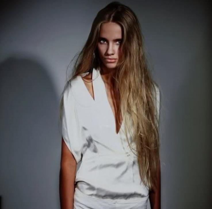 Валерия Соколова в молодости