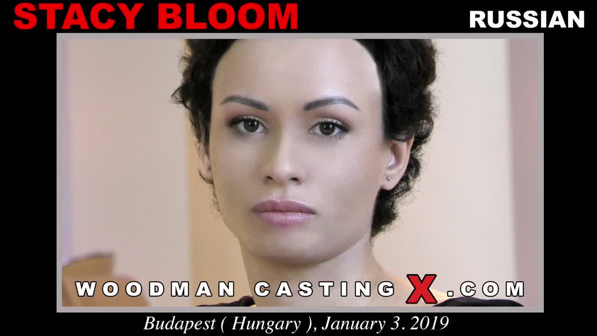 stacy bloom Woodman Casting X