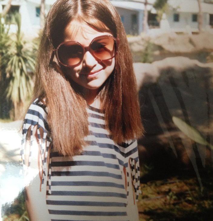 алиса котельникова в детстве