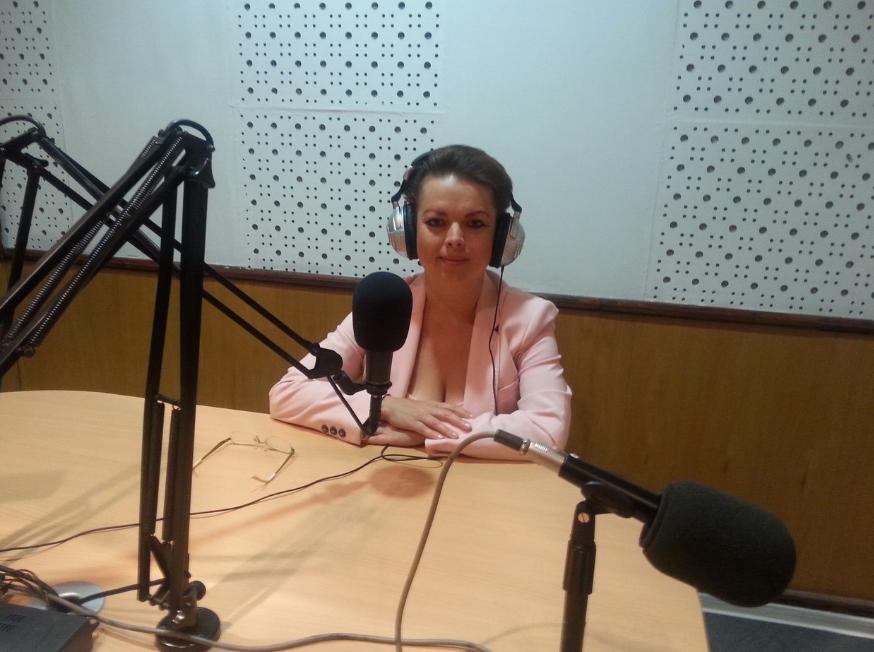 анна кирьянова на радио