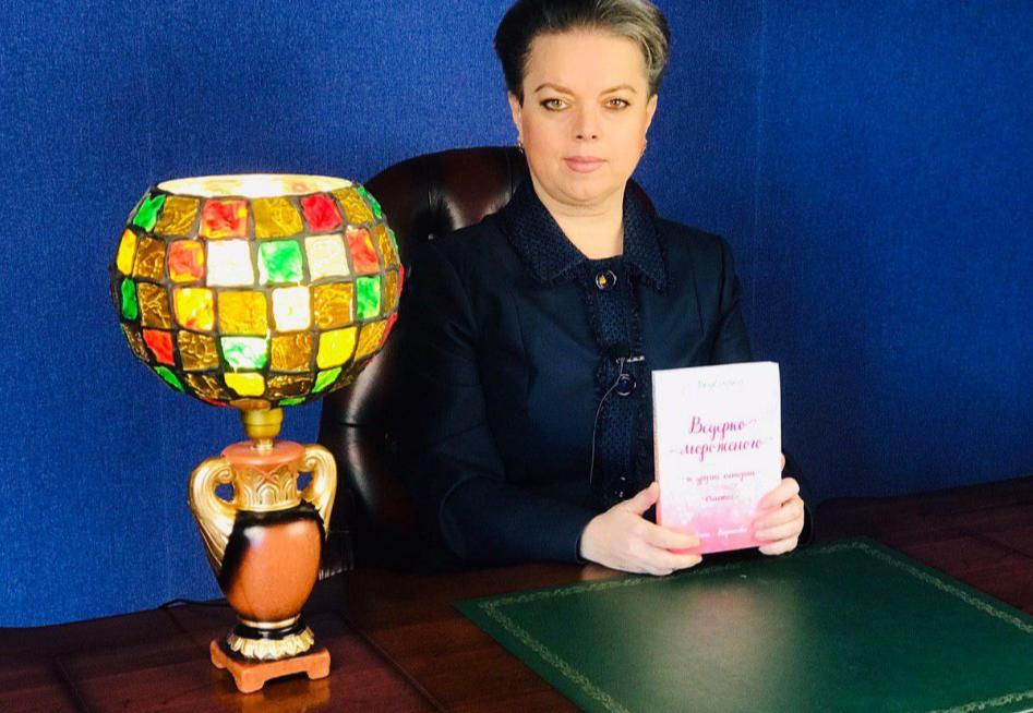 анна кирьянова писательница