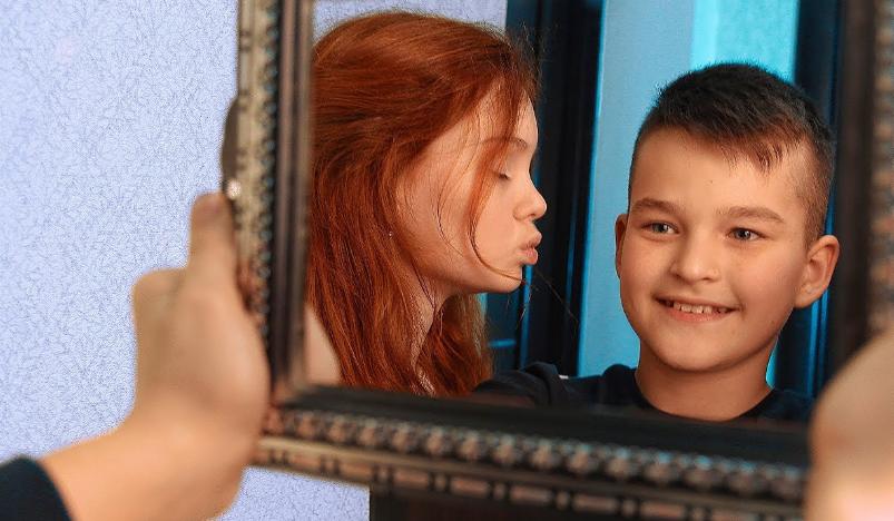 фанни френдс волшебное зеркало